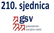210. sjednica GSV-a (24. travnja 2017.)