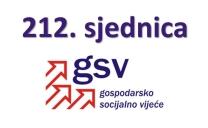 212. sjednica GSV-a (12. srpnja 2017.)