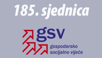 185. sjednica GSV-a (12. rujna 2013.)