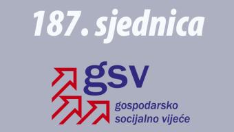 187. sjednica GSV-a (30. listopada 2013.)
