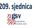 209. sjednica GSV-a (10. travnja 2017.)