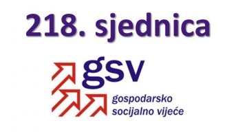 218. sjednica GSV-a (26. ožujka 2018.)
