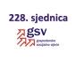 228. sjednica GSV-a (2. listopada 2020.)