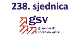 238. (tematska) sjednica Gospodarsko-socijalnog vijeća (21. srpnja 2021.)